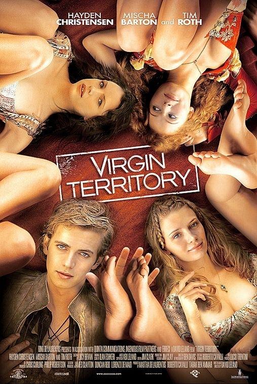 La locandina di Virgin Territory