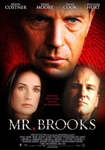 La locandina italiana di Mr. Brooks