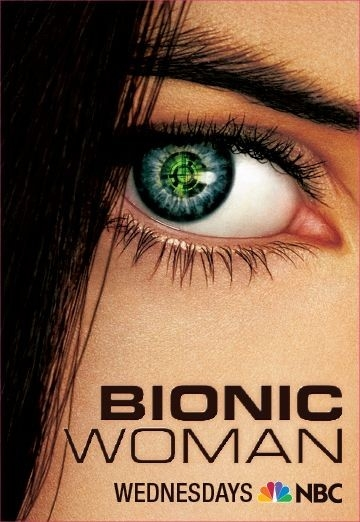 Uno dei poster di Bionic Woman
