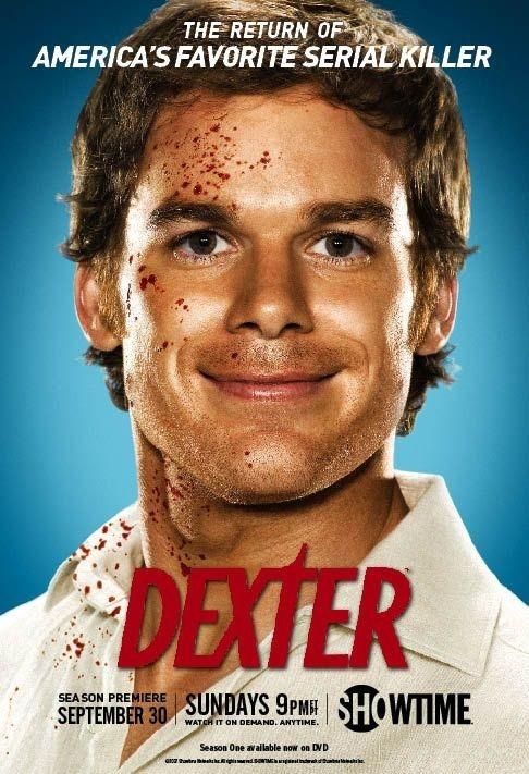 La locandina di Dexter