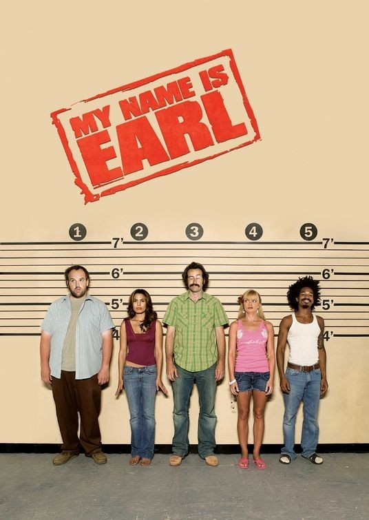 Nuovo poster per My Name Is Earl