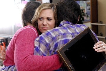 Kristen Wiig in una scena de I fratelli Solomon