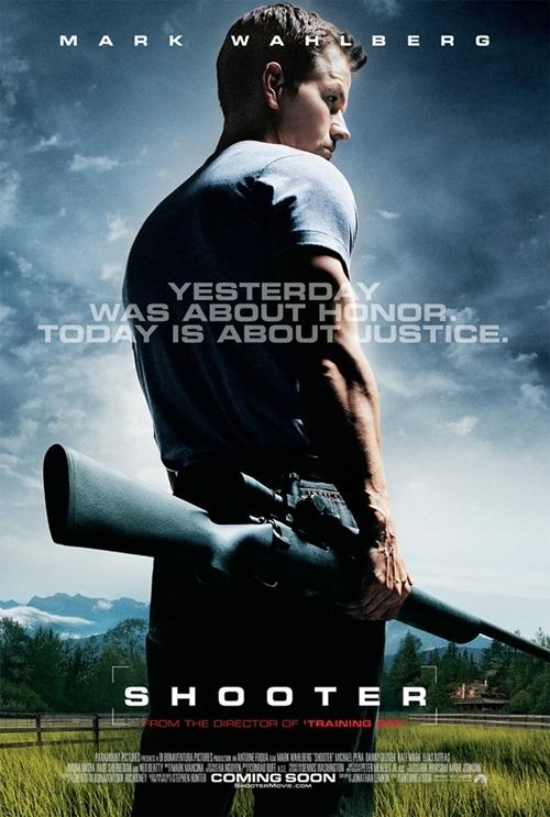 La copertina DVD di Shooter