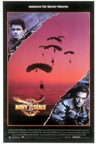 La locandina di Navy Seals