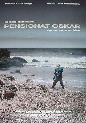 La locandina di Pensione Oskar