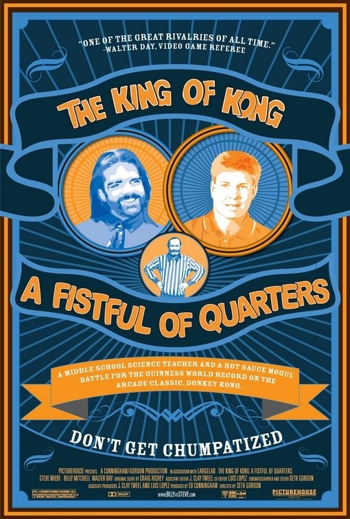 La locandina di The King of Kong: A Fistful of Quarters
