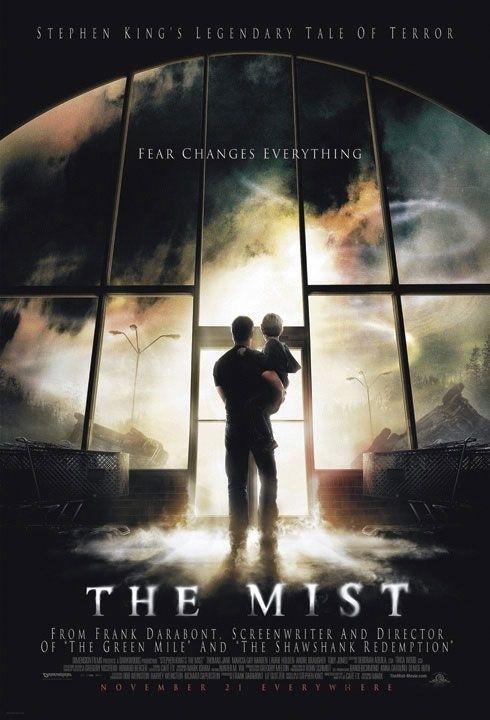 La locandina del film The Mist