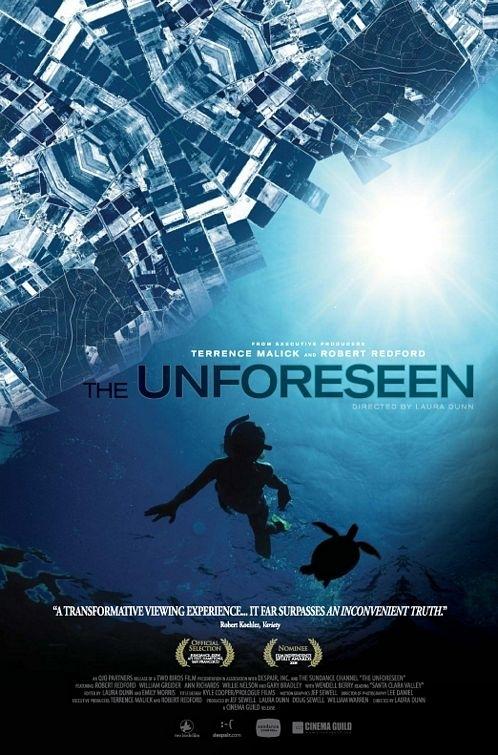 La locandina di The Unforeseen