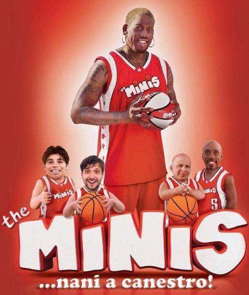 La locandina di The Minis