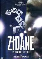 La copertina DVD di Zidane - Un ritratto del 21° secolo