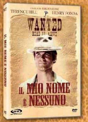 La copertina DVD di Il mio nome è Nessuno