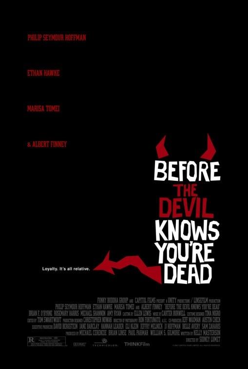 La locandina di Before the Devil Knows You're Dead