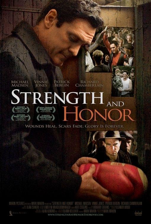 La locandina di Strength and Honour
