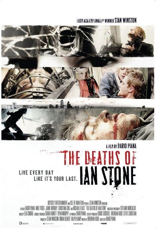 La locandina di The Deaths of Ian Stone