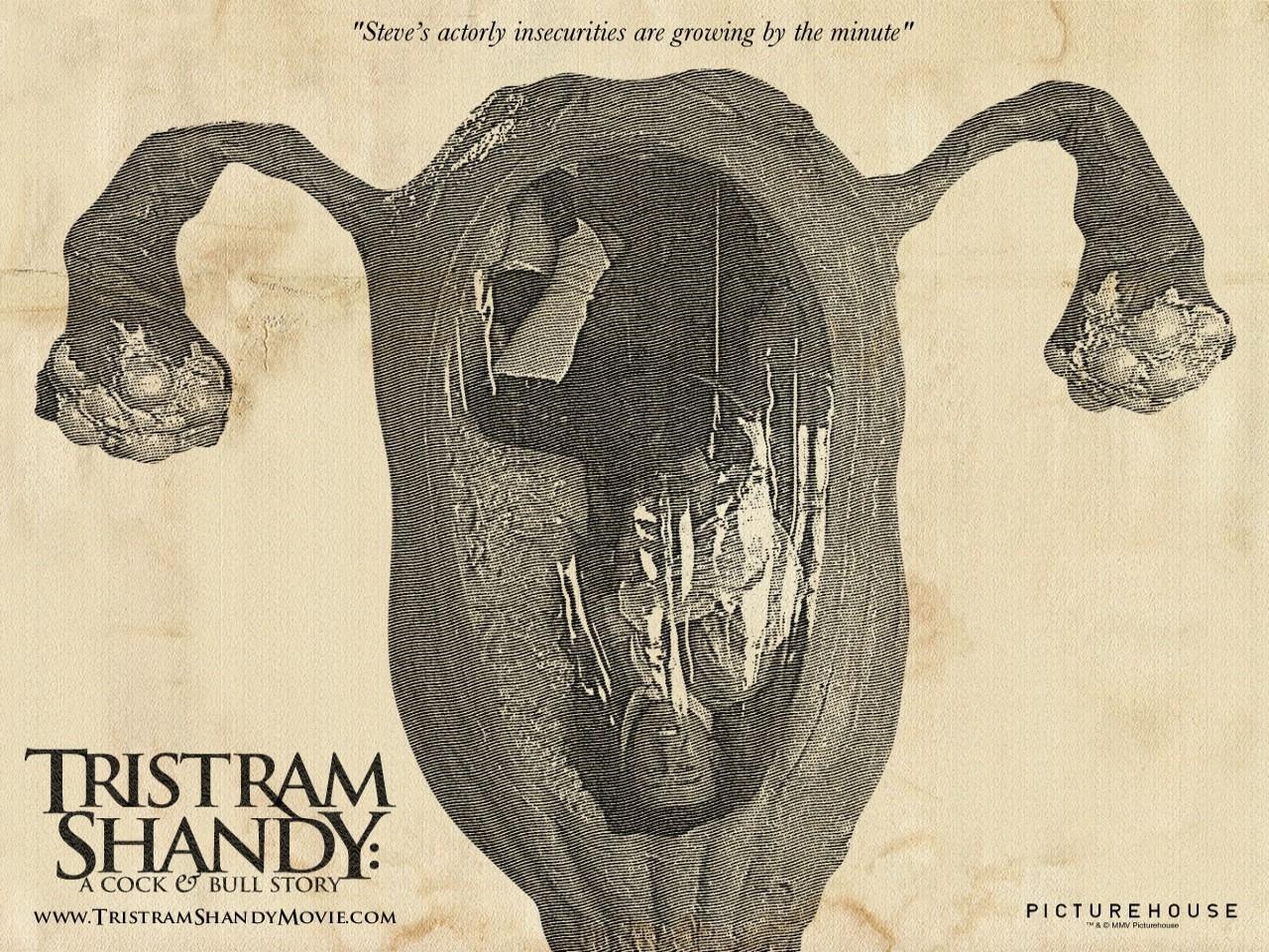 Wallpaper del film A Cock and Bull Story