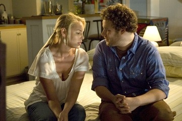 Katherine Heigl e Seth Rogen sono gli interpreti principali del film Molto incinta