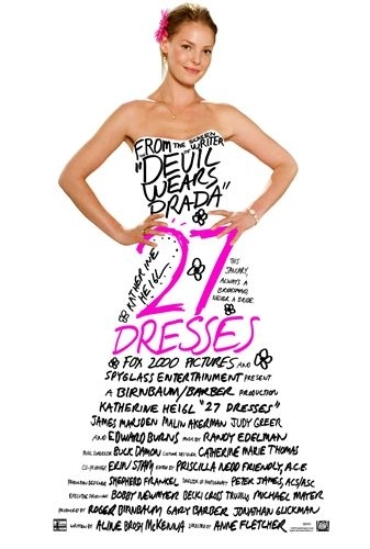 La locandina di 27 Dresses