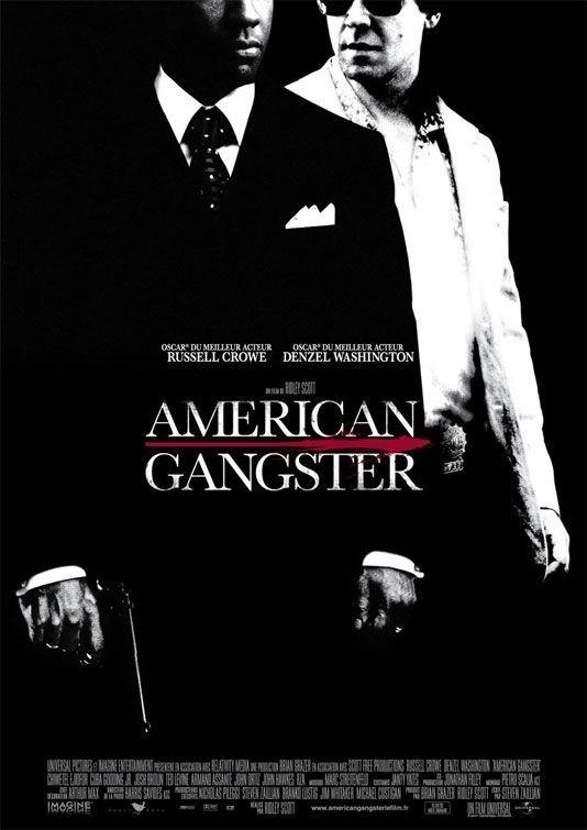 La locandina di American Gangster