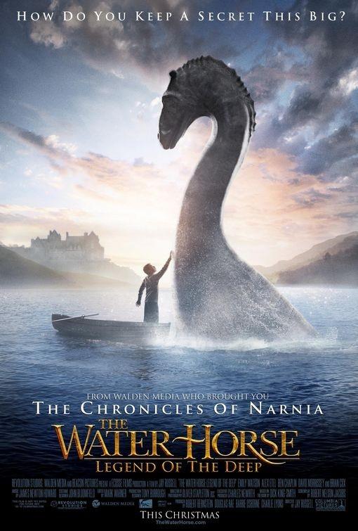 La locandina di The Water Horse: Legend of the Deep