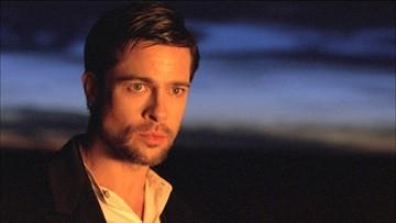 Brad Pitt in una sequenza del film L'assassinio di Jesse James