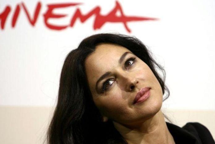 Monica Bellucci presenta Le deuxieme souffle alla Festa del Cinema di Roma 2007