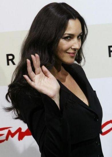 Una splendida Monica Bellucci presenta Le deuxieme souffle alla Festa del Cinema di Roma 2007