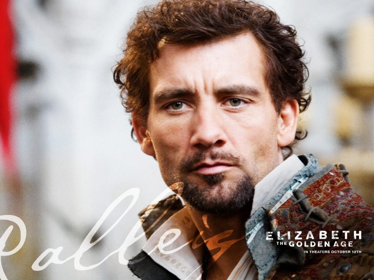 Wallpaper del film Elizabeth: The Golden Age con CLive Owen