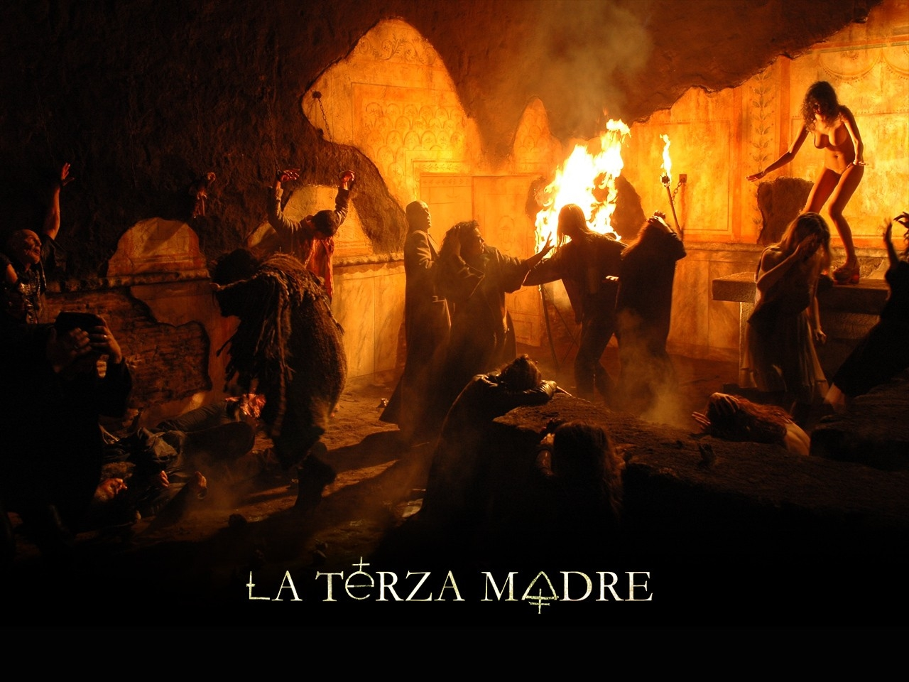 Wallpaper del film La terza madre