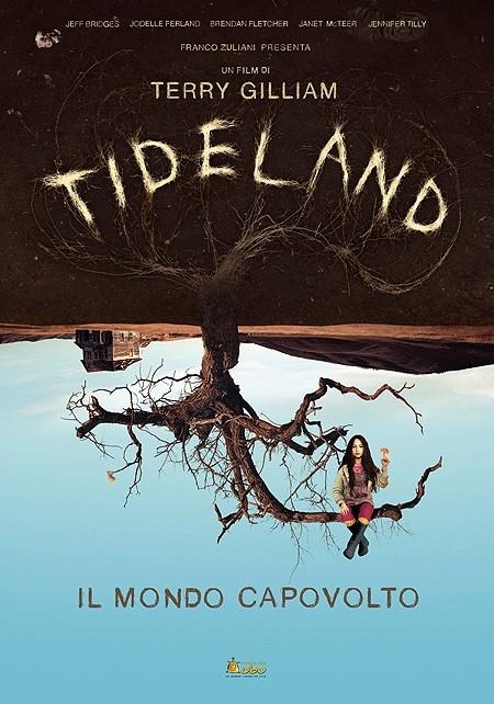 La locandina italiana di Tideland