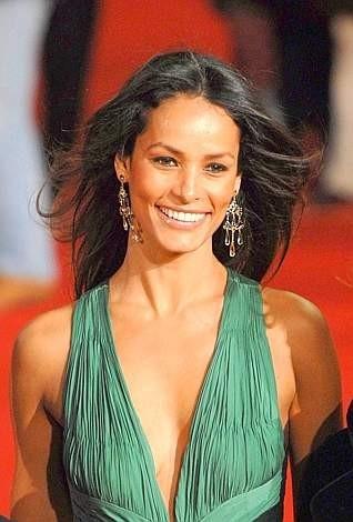 Festa del Cinema 2007: c'è anche Luciana Francioli, modella ed ex di Simon Falsaperla del Grande Fratello.