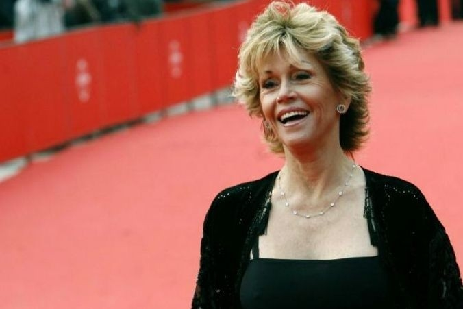Festa del Cinema di Roma 2007:  Jane Fonda
