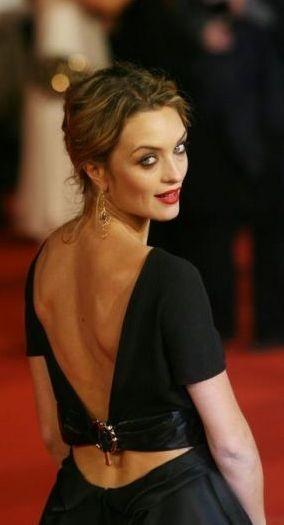 Festa del Cinema di Roma 2007: una sexy Carolina Crescentini