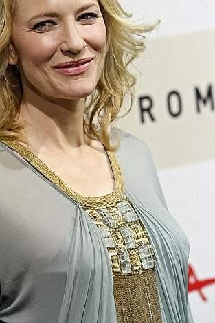 Festa del Cinema di Roma 2007: una splendida Cate Blanchett presenta Elizabeth: The Golden Age
