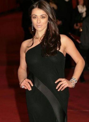 Festa del Cinema di Roma 2007: l'attrice Valentina Lodovini