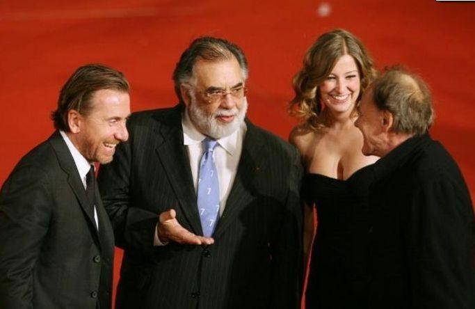 Festa del Cinema di Roma, seconda edizione: Coppola con Alexandra Maria Lara e Tim Roth