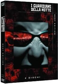 La copertina DVD di I guardiani della notte - Best edition