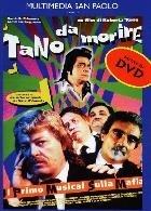 La copertina DVD di Tano da morire