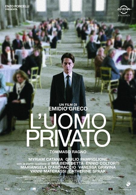 La locandina di L'uomo privato