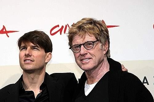 Festa del Cinema di Roma 2007: Cruise e Redford presentano Leoni per Agnelli