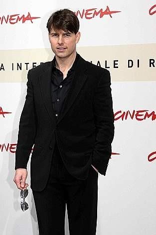 Festa del Cinema di Roma 2007: Tom Cruise presenta Leoni per Agnelli