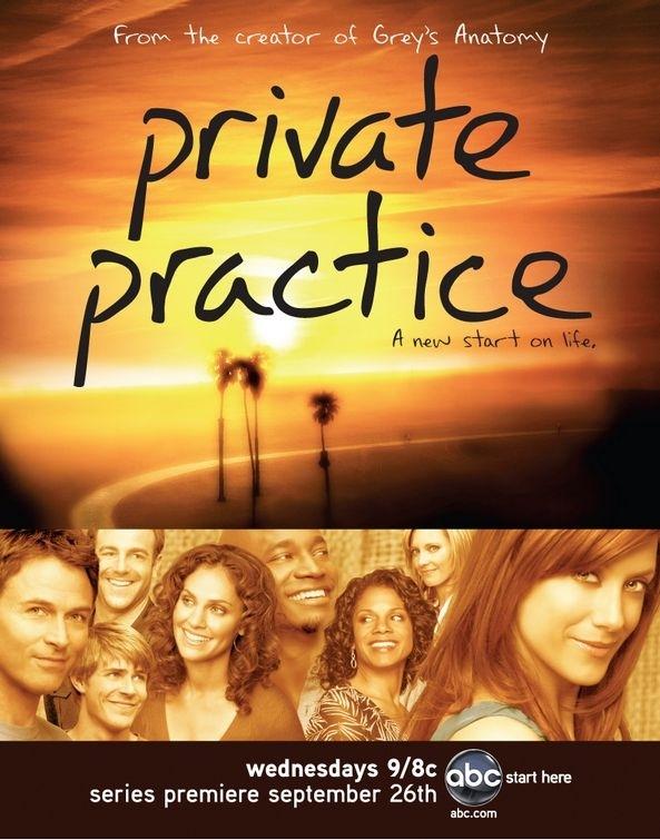 La locandina di Private Practice