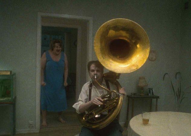 Un'immagine del film You, the Living