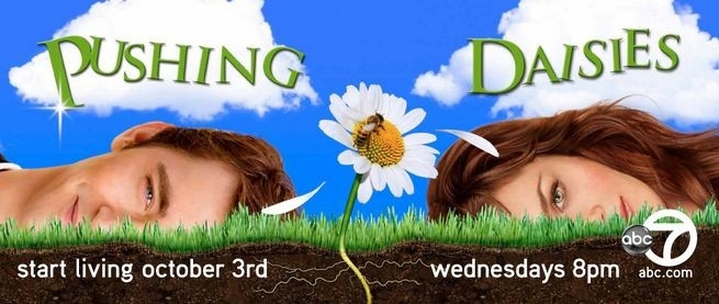 Un'immagine promozionale di Pushing Daisies