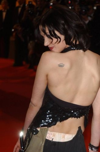 Festa del Cinema di Roma 2007: Asia Argento presenta La terza madre, direto da suo padre Dario