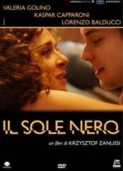 La copertina DVD di Il sole nero