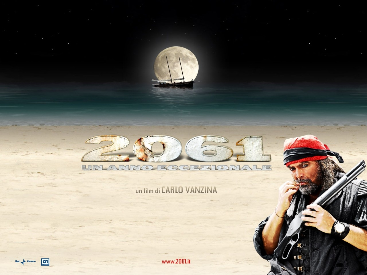 Wallpaper del film 2061 - Un anno eccezionale
