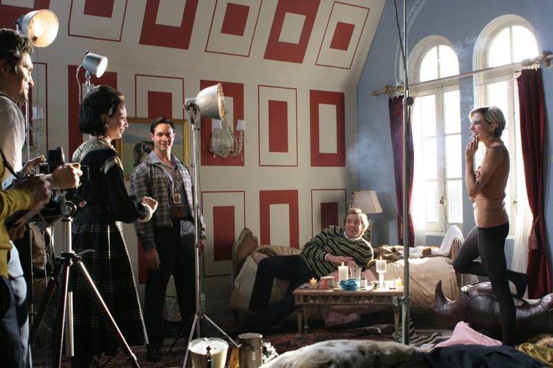 Sienna Miller in una sequenza del film Factory Girl, del 2006