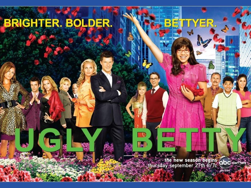 Wallpaper della serie Ugly Betty