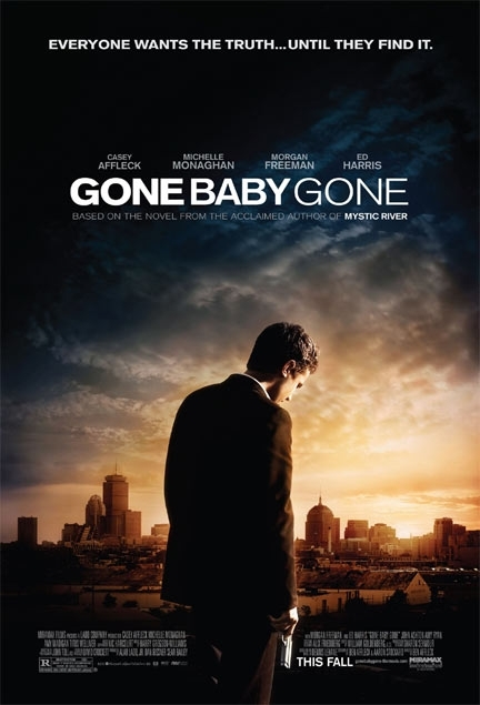 La locandina di Gone Baby Gone