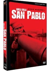 La copertina DVD di Quelli della San Pablo